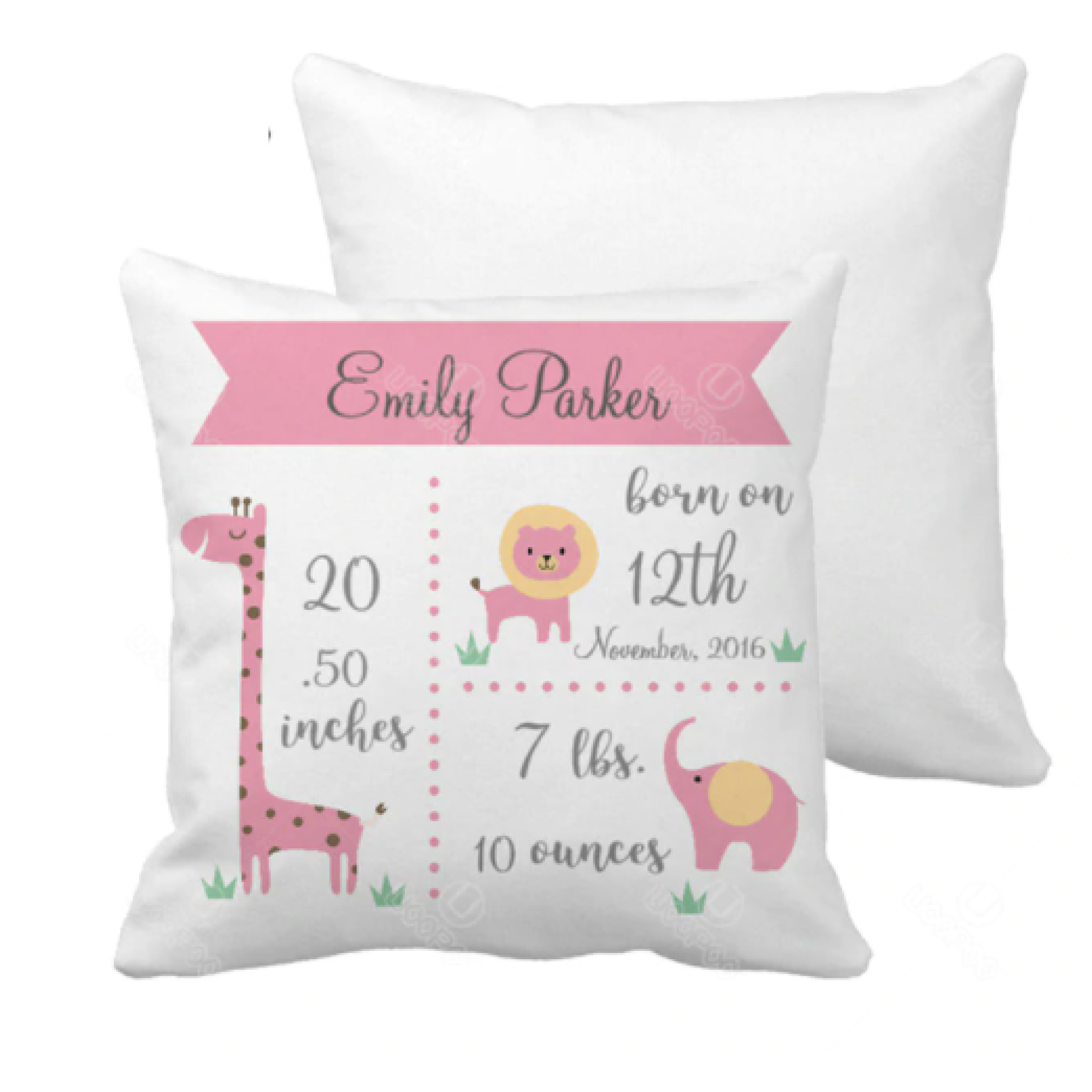 designed cushion covers customisable